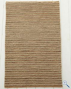 Nicola Fisherman's Wool & Jute Rug