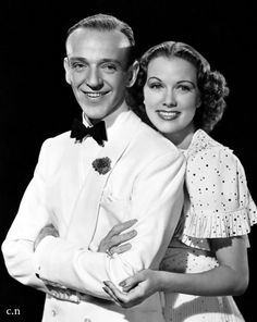 Fred Astaire & Eleanor Powell
