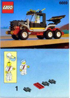 Town - Diesel Daredevil  [Lego 6669]