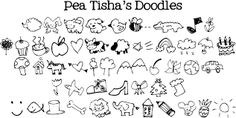 Image result for cute doodles to draw