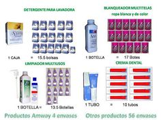 Amway products last longer