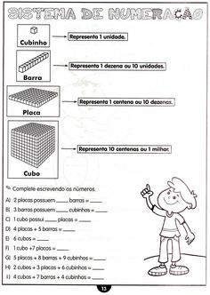 Math Class, Place Values, Teaching Math, Diagram, School, Montessori, Erika, Origami, Tens And Units
