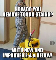 We collected Top Funny Military Memes just for you. Military Jokes, Army Humor, Military Veterans, Army Life, Military Life, Rotc Memes, Navy Memes, Marine Corps Humor, Marine Memes