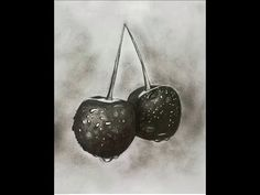 How to draw cherry with shading - YouTube Pencil Art Drawings, Cherry, Shades, Youtube, Drawing S, Kunst, Sunnies, Prunus, Eye Shadows