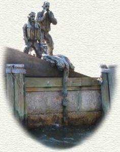 Merchant Marine Memorial, Battery Park, New York City