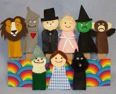 M de Maria Ateliê:  #SEGUNDA ESPECIAL Ideias O Mágico de Oz