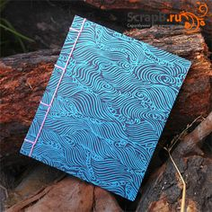how to make a notebook with his own hands
