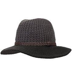 Sweater Knit Wide Brim Hat at Buckle.com