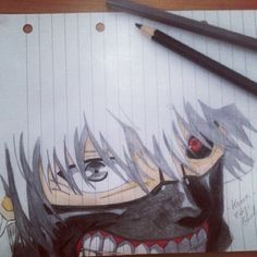 Not made by me<<< wish I could draw like that...<<< I think I'm gonna try to do it..