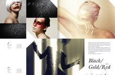 Lack Magazine layout