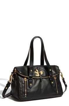 MARC BY MARC JACOBS  Petal to the Metal - Voyage  Satchel New Handbags 7c66fe03ff1a