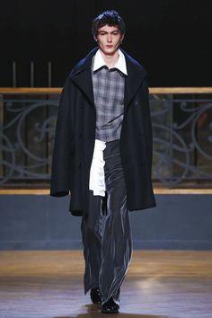Wooyoungmi Menswear Fall Winter 2017 Paris