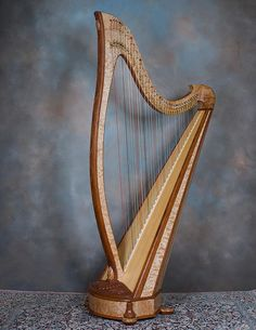 Todd Holt lever harp
