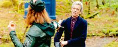 """Only the doctor could flip off Robin Hood AND be this smooth about it!    