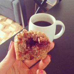 Przepis na bardzo zdrowe muffinki z jagodami goji i amarantusem | I want to be like Wonder Woman