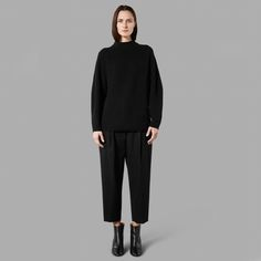 The E1 Cashmere Mockneck - Everlane