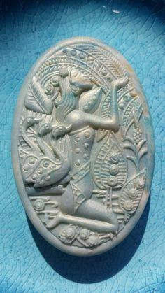 Handmade Soap with Sheepmilk. A mystic Beauty