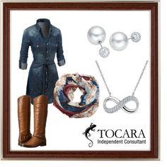 Tocara, Inc. - Live your style. Love your life. Slip On Boots, Love Your Life, Your Style, Autumn Fashion, Fine Jewelry, Fashion Looks, Shirt Dress, Jewelery, Bling