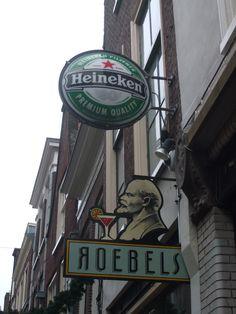 signboard Heineken