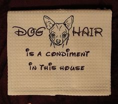 If you have a pet that sheds then you need this. At the most people will know that you know you are gross!! At the least it's cute :D Pets need love!!
