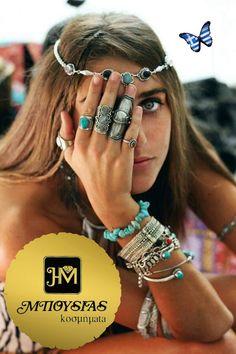 Mpousias jewelry by Ilias Mpousias