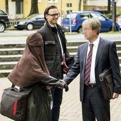 Gericht will Burka-Frau entschleiern: Wie viele Frauen tragen eigentlich in Deutschland Burka?