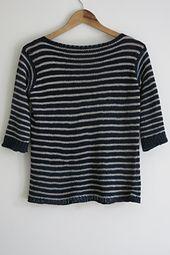 Ravelry: Kelvingrove Sweater pattern by Littletheorem