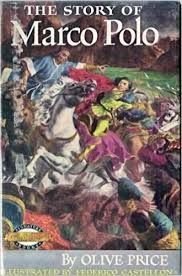Image result for The Story of Marco Polo illustrated by Castellon