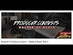 BEATS24 7 com  Battle of Beats VOL 2 Contest-Money Stacks-Prod. By  Broa...
