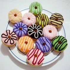 See related links to what you are looking for. Donut Recipes, Bread Recipes, Cake Recipes, Masha Cake, Roti Bread, Indonesian Food, Indonesian Recipes, Eclairs, Kids Meals