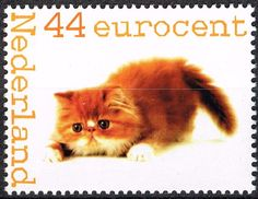 Cats on Stamps Index Website from the Netherlands featuring Cat Stamps from around the world.