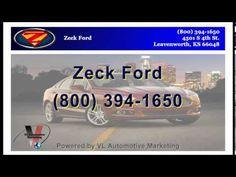 Topeka KS Zeck Ford Reviews| ford f150 Topeka KS | ford fusion Topeka KS
