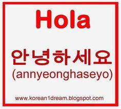 Korean Words Learning, Korean Language Learning, How To Speak Korean, Learn Korean, Korean Expressions, Learn Hangul, Korean Phrases, Korean Lessons, South Korea