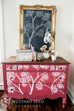 missmustardseed.com...Love this chest and how it was refinished. A Beauty.