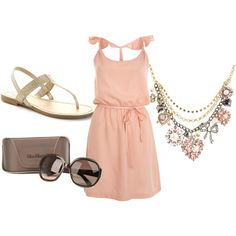 Summer Date Night Outfit...