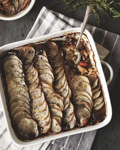 Beer Simmered Cottage Pie — a Better Happier St. Sebastian