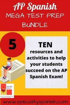 AP Test Prep