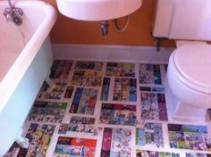 Cool Flooring Ideas | DIY Flooring Installation | HouseLogic