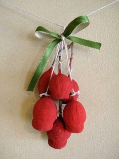 Gumnut Christmas decoration...