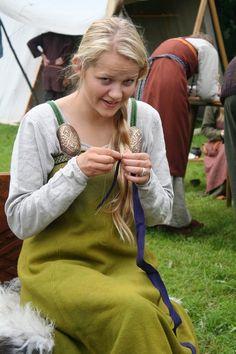 Takk for i år - Trondheim vikingmarked 2011 (Vikingsnitt)