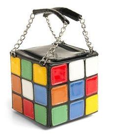 La borsa Cubo di Rubik