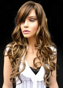 New Long Hairstyles 2012