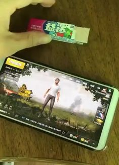 Mobile gaming life hack