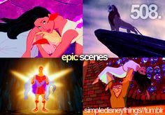 The Hunchback of Notre Dame one is SO GREAT!