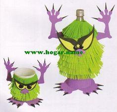 Halloween De Goma Eva