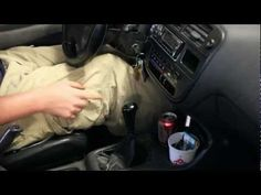How to install replace remove rear door panel honda civic 01 05 how to fix your loose stick manual shift stick fandeluxe Image collections