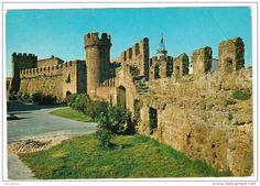Italien - M2089 Cerveteri (Roma) - Mura e castello Medioevale / non viaggiata