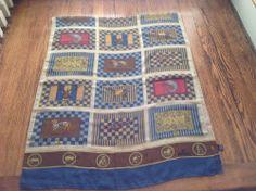 "Gorgeous Vintage Silk Scarf. Fendi ""SELLERIA"" Silk women scarf shawl wrap W/ Fendi Logo and Animals MINT. Check out my Ebay under camps21"