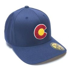 COLORADO C FLEXFIT HAT