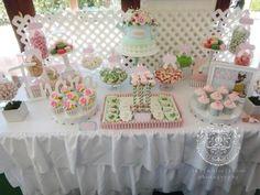 Kara's Party Ideas Rose Garden Flower Girl 1st Birthday Party Planning Decorations Ideas